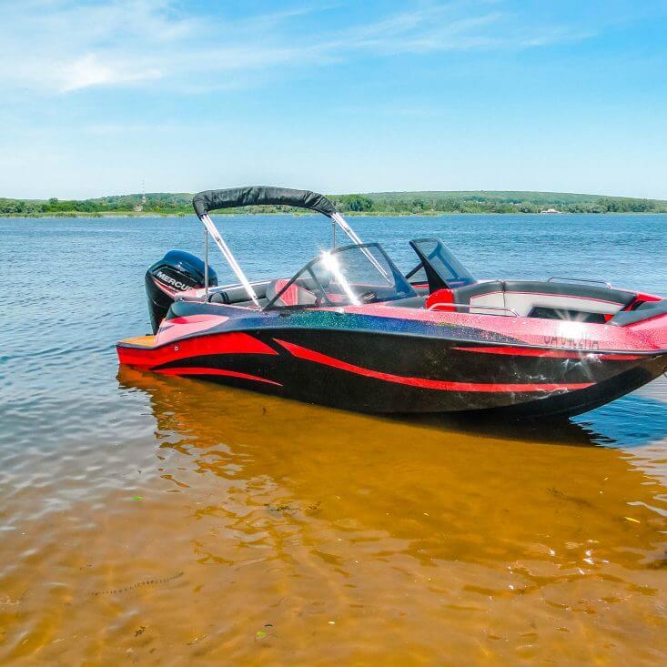 катера для отдыха и рыбалки купить