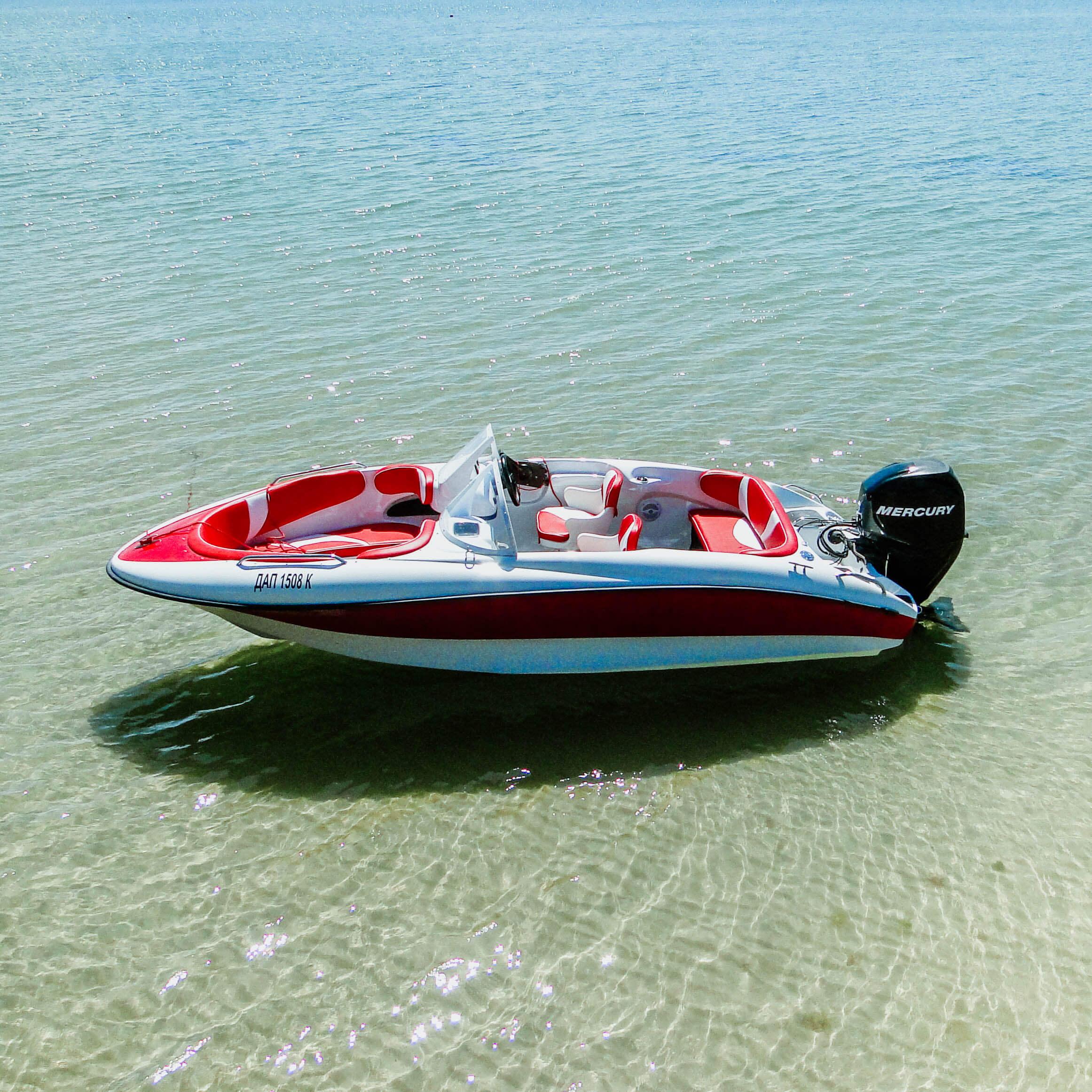 стеклопластиковые лодки катера